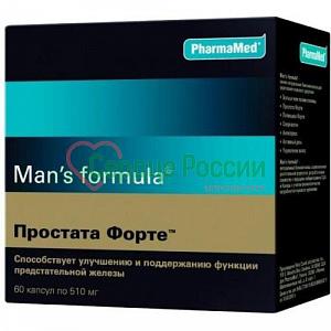 Фармамед Мен-с Простата форте