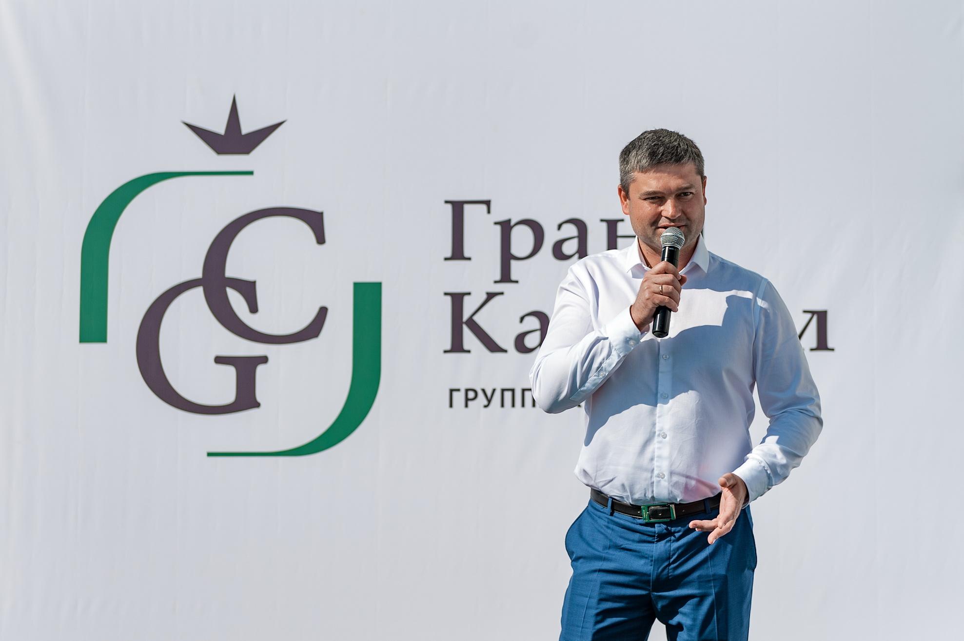 Мероприятие в честь открытия склада в Смоленске
