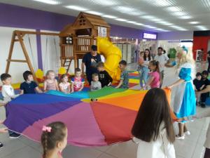 Детская вечеринка на 1 сентября
