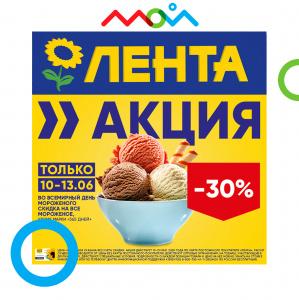 Всемирный день мороженого!